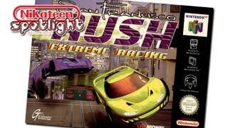 Spotlight Video Game Reviews - San Francisco Rush: Extreme Racing (Nintendo 64)