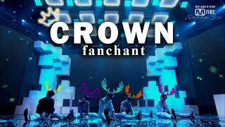 (ROM/ENG) TXT - 'CROWN' Lyrics + FANCHANT
