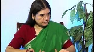 Video Interview with Maneka Sanjay Gandhi, Minister of Women and Child Development download MP3, 3GP, MP4, WEBM, AVI, FLV Januari 2018