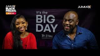 Black Friday on Jumia  Nov 29 2019