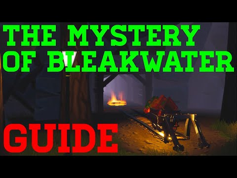 How To Complete The Mystery Of Bleakwater By Subcloning - Fortnite Creative Guide