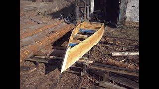 как сделать лодку деревянную своими руками