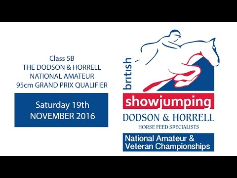 Class 5B - THE DODSON & HORRELL NATIONAL AMATEUR 95cm GRAND