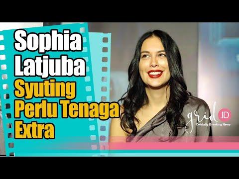 Sophia Latjuba Ngos Ngosan Syuting film full Horor