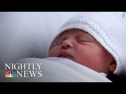 Royal Baby Name Revealed: Louis Arthur Charles | NBC Nightly News