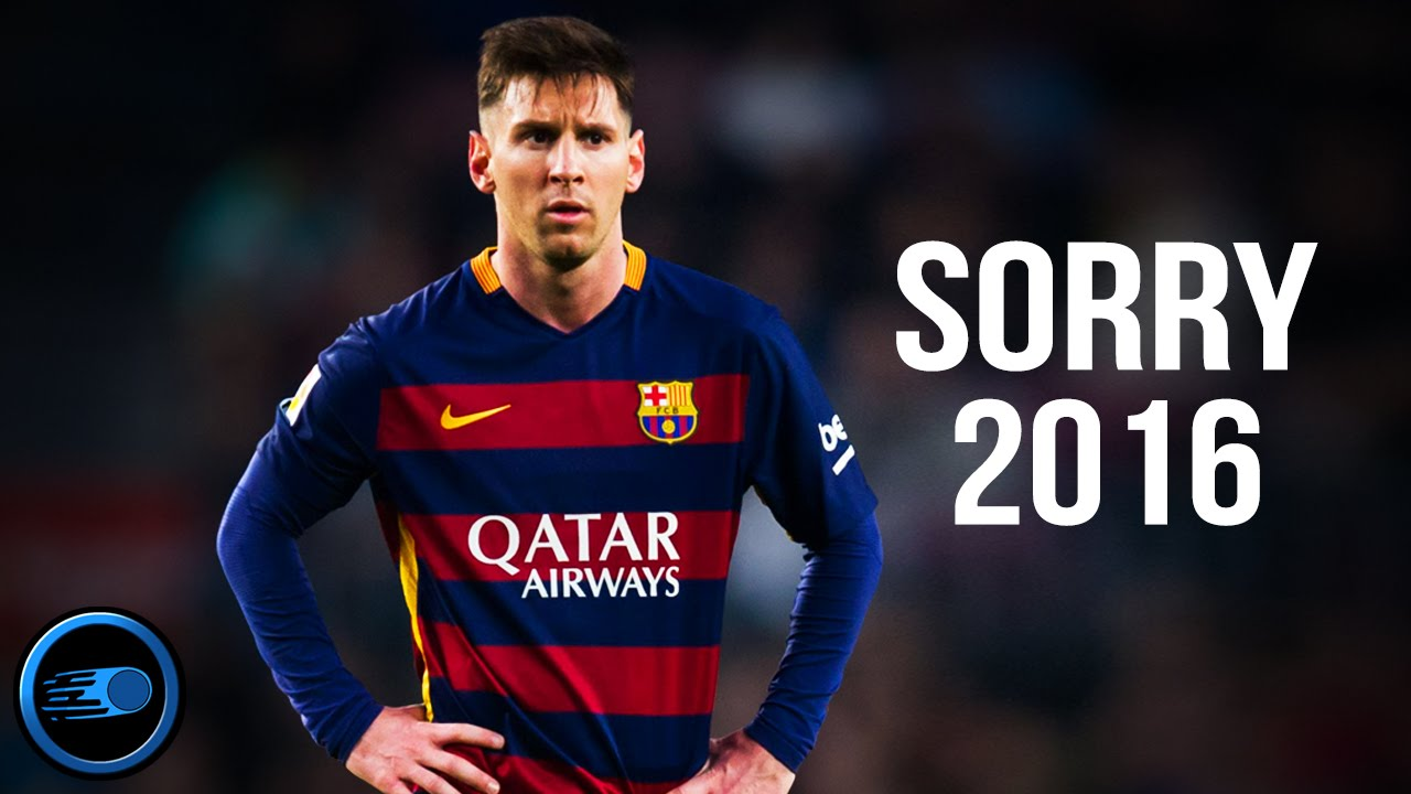Lionel Messi - Sorry | 2016 HD
