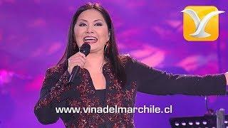 Ana Gabriel - Tu lo decidiste - Festival de Viña del Mar 2014 HD