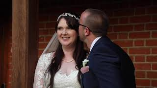 Mr & Mrs Hopwood Wedding