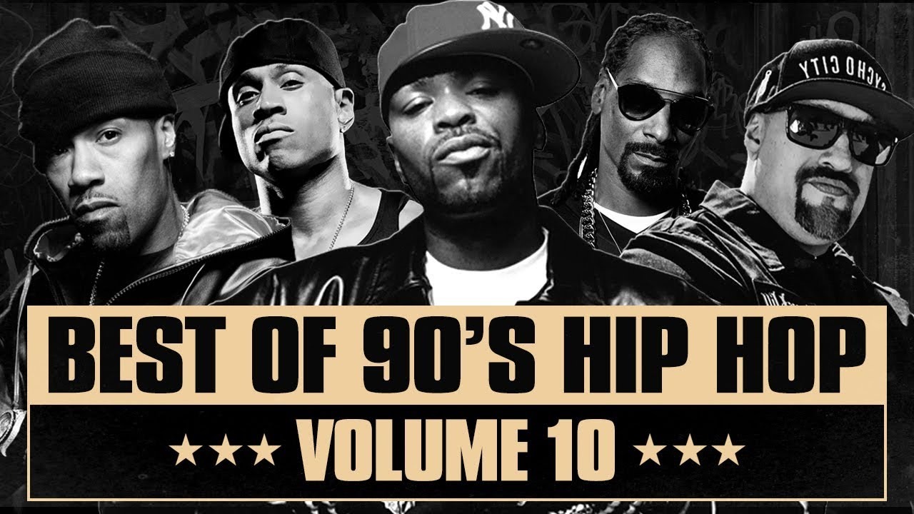 90's Hip Hop Mix #10 | Best of Old School Rap Songs | Throwback Rap Classics | Westcoast | East