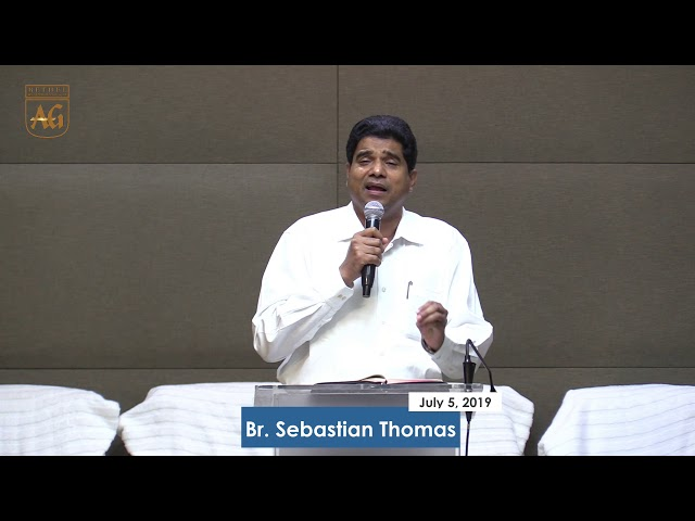 Br Sebastian Thomas | Malayalam Sermon | 05 July 2019