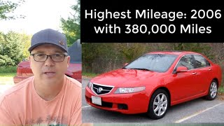 Top 5 Small Luxury Cars That Last 200,000+ Miles