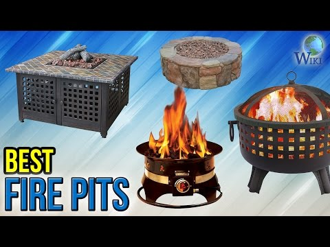 10 Best Fire Pits 2017