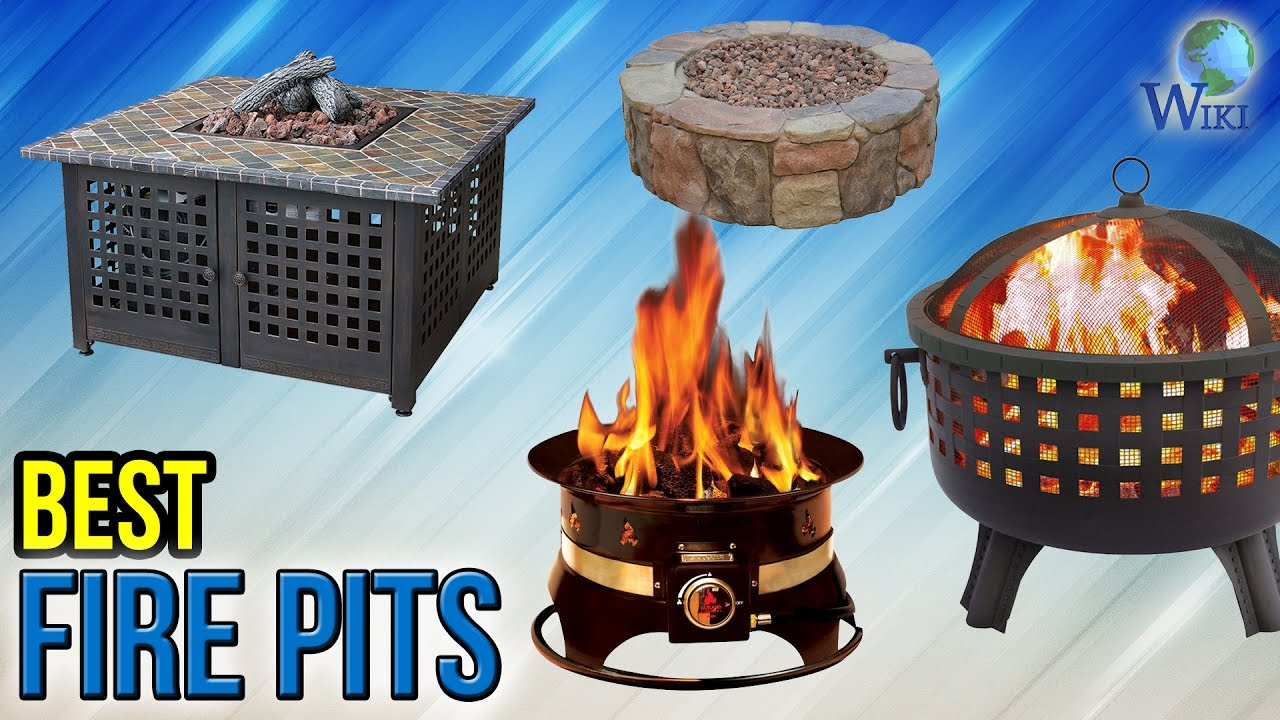 10 Best Fire Pits 2017 You