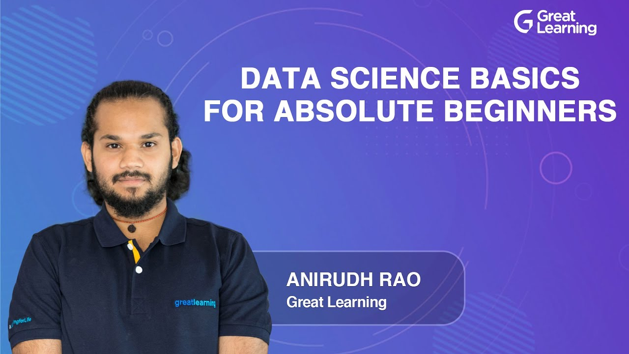 Data Science Basics for Absolute Beginners | Data Science Tutorial
