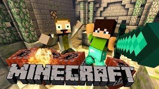 KDO JE ŠAMPION? | Minecraft TNT Mini Hry w/ Gejmr