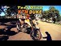 Test Drive KTM Duke 125 2017 Novo Modelo! Vê a minha Opinião! New KTM Duke Model 2017 KTM Laranjinha