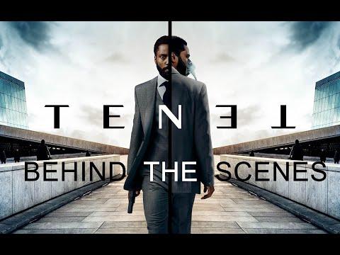 TENET –  Behind the Scenes