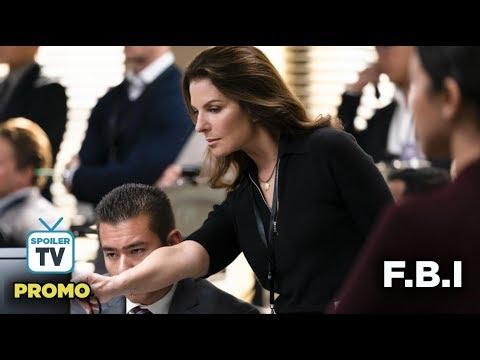 "FBI 1x04 Promo ""Crossfire"""