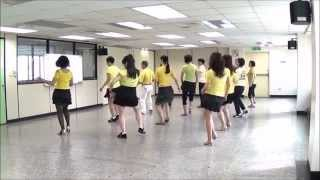 Eres Para Mi (by Ng Jane) - line dance (demo & walk through) = 你是為我 - 排舞(含導跳)