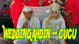 WEDDING AHDIN DAN CUCU 15 Agustus 2019