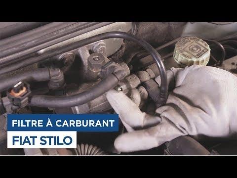 Fiat Stilo - Changer le Filtre Carburant