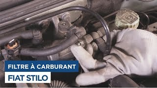 Fiat Stilo - Changer le Filtre Carburant
