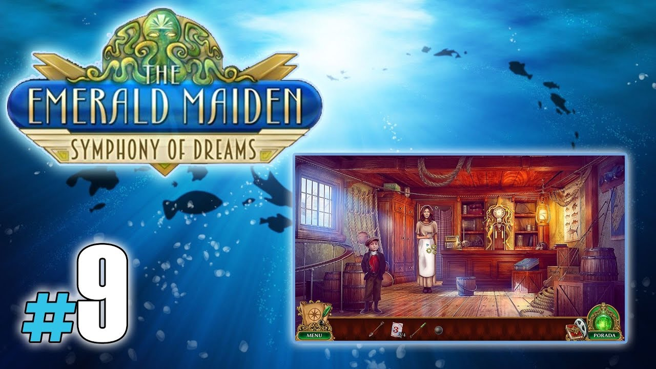 "Let's Play: The Emerald Maiden: Symphony of Dreams odc. 9 – ""Kolejka i przynęty"""