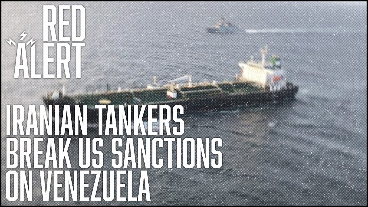Podcast: Iranian Oil Tankers Break US Sanctions on Venezuela