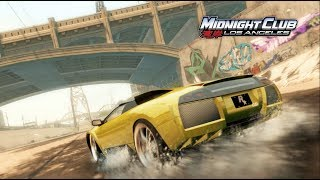 Midnight Club Los Angeles First Gameplay on the Xbox One!