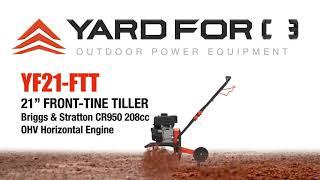 YF21 FTT Promo Video Sept 2021