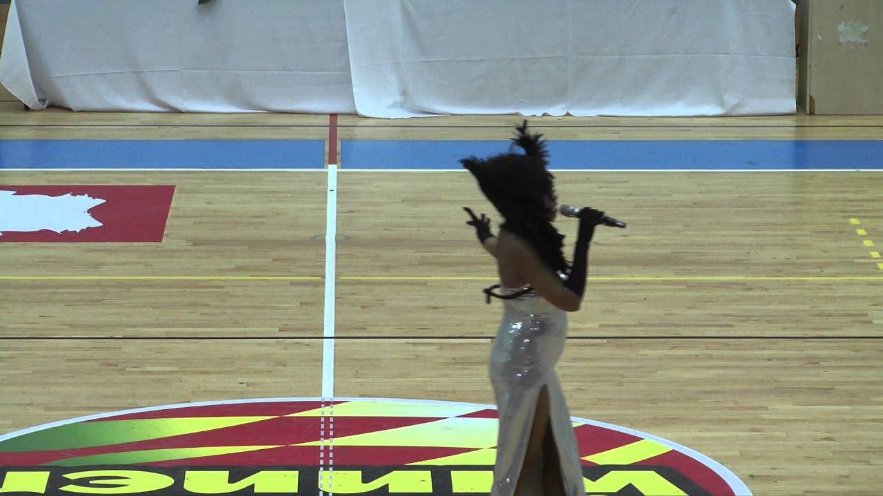 Elisete at Petach Tikva - Moadon ha sport - Alegria do Brasil