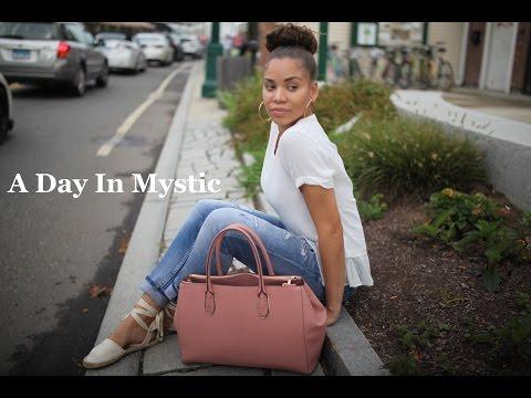 A Day In Mystic Seaport - [Mystic, CT]
