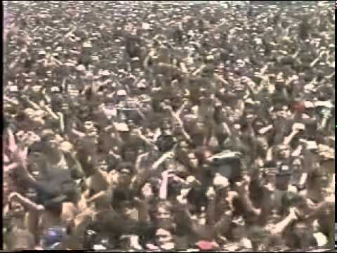 "Quiet Riot, live at The Us festival 1983  -  ""Metal Health"""