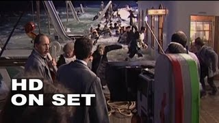 Titanic: Behind the Scenes Part 2 of 2 [HD] - Leonardo DiCaprio, Kate Winslet