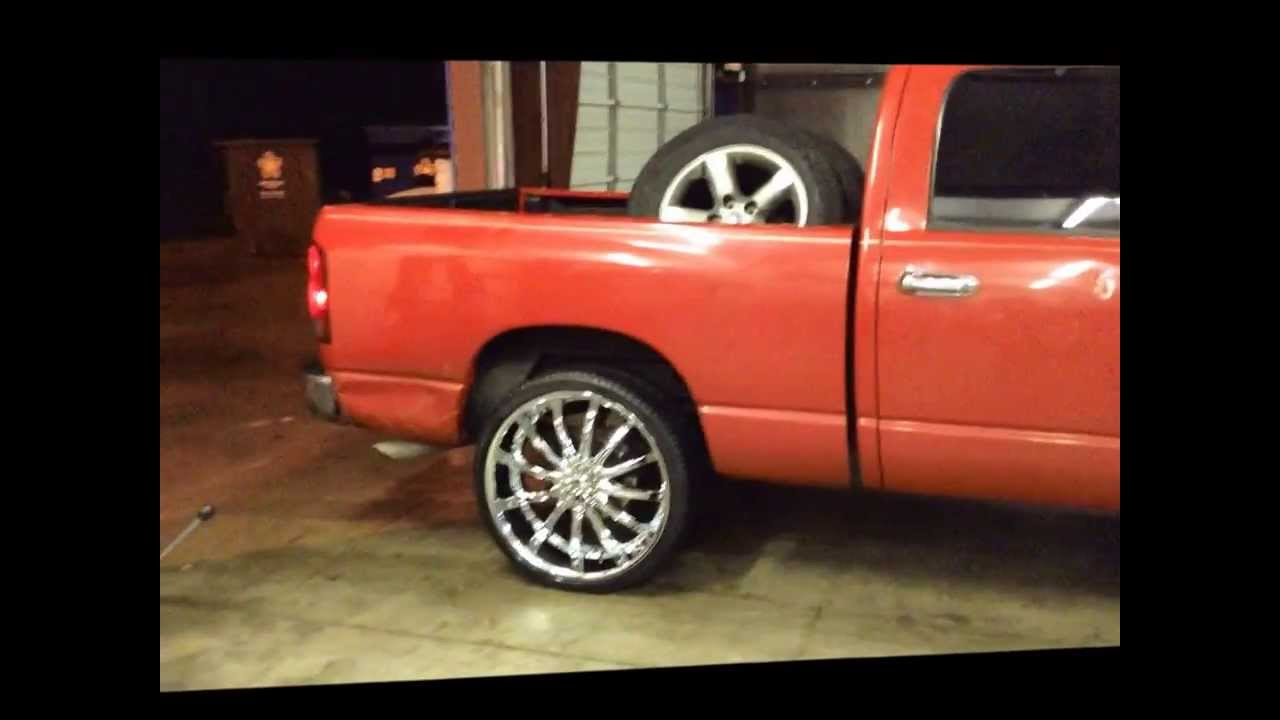 Rimtyme In The Atlanta Area With A Dodge Ram On 26inch