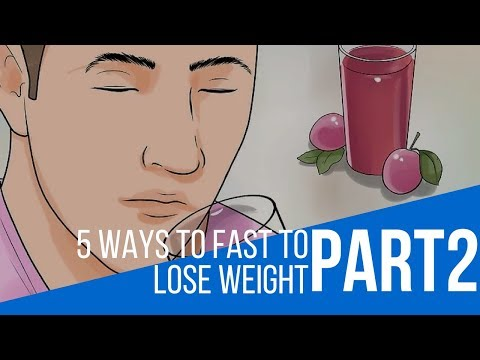 how to lose weight fast: 5 Ways to Fast to Lose Weight Part2: Trying the 3 Day Juice Fast