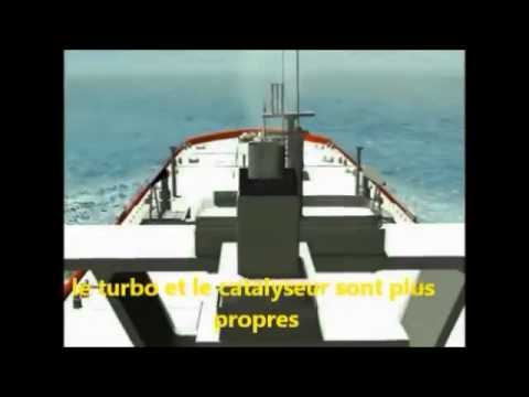 soccar marine bateau