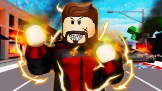 The Brookhaven Supervillain! A Roblox Movie (Brookhaven RP)