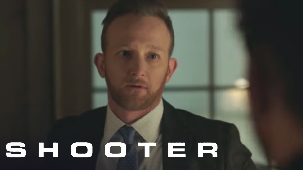 Download Shooter Season 3 Episode 2: Swagger Sizes Up His Prey   Shooter on USA Network
