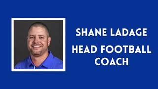 Welcome to Football with Shane LaDage