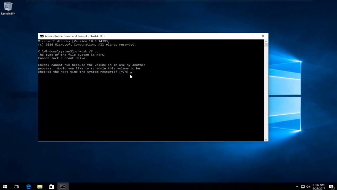 SOLVED: The File Or Directory Is Corrupted Or Unreadable - Hard Drive Wont  Open