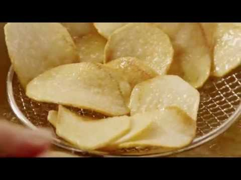 How To Make Homestyle Potato Chips | Snack Recipes | Allrecipes.com