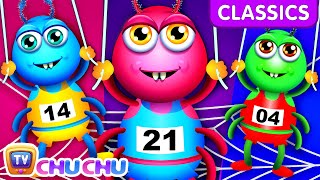 ChuChu TV Classics - Itsy Bitsy Spider Song | Nursery Rhymes and Kids Songs