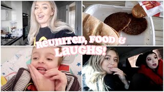 REUNITING WITH WHO? TESTING MAKEUP & ATTICUS' IS BACK IN THE VLOGS!