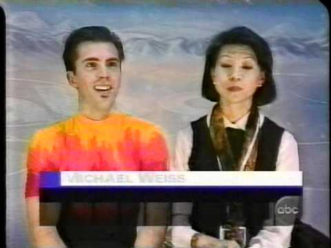 Michael Weiss - 1997 United States Figure Skating Championships, Men's Free Skate