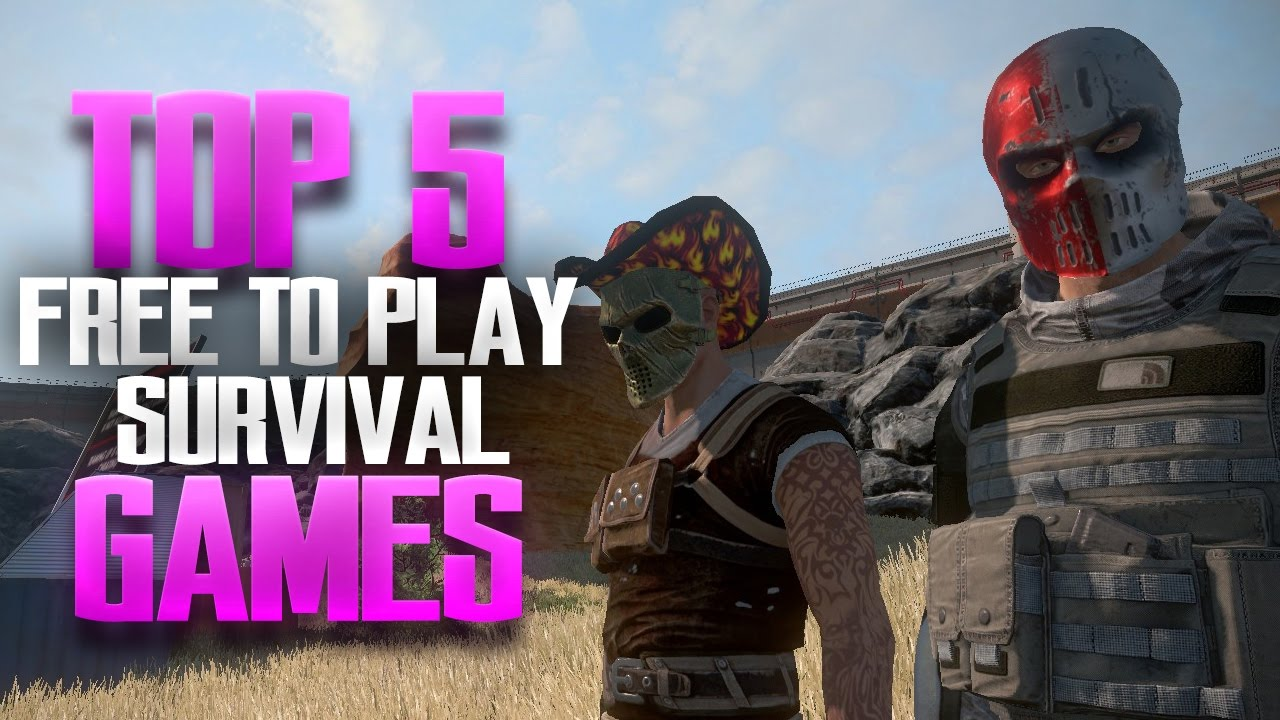 best survival games free to play
