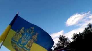 Хвилина мовчання за полеглими у боротьбi за незалежнiсть України