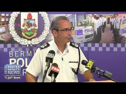 Police Commissioner Reviews Q2 Crime Statistics, August 7 2014