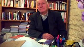 Jean Pierre Willem  avec Jacques Halbronn  et Giséle Gaignard  Paris  février 2014