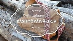 Sisnalaukku ja Sevettijärven juhlat     Erään kolttanaisen käsityöpäiväkirja, #36